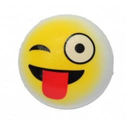 Emoji Yellow Squishy Brelock