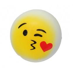 Emoji Kiss Squishy Brelock